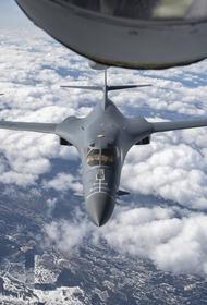 Бомбардировщики США пролетели над Черным морем, российские истребители поднялись на перехват