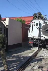 В Ингушетии отменили режим КТО после ликвидации двух бандитов