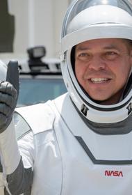 Пушков оценил запуск к МКС корабля Crew Dragon в США: «Полет на МКС, это не Марс»
