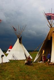 Ирландцы возвращают долги индейцам США спустя почти 200 лет
