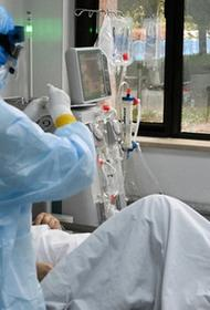 Журналист два дня провел в коронавирусном отделении. Врачи диагностировали пневмонию, а оказалось, что он отравился грибами
