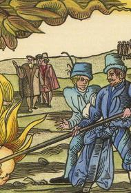 Гиммлер пересчитал всех немецких ведьм