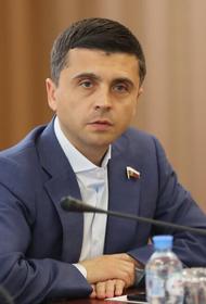 В Госдуме прокомментировали заявление Киева о том, что корабли НАТО могли бы мониторить ситуацию в Керченском проливе