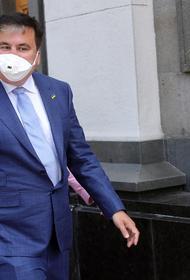 Саакашвили эмоционально ответил на вопрос о «конкретных делах» на новом посту