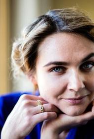 Ведущая Анна Шафран не считает свое увольнение повышением