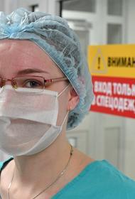 В Пензе от коронавируса умерла медсестра