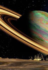 Российские ученые объяснили феномен колец Сатурна