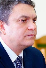 Власти ЛНР объявили русский  единственным государственным языком в республике