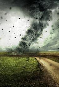 На индийский штат обрушился мощнейший циклон