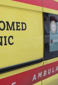 Автобус с вахтовиками попал в ДТП в ХМАО