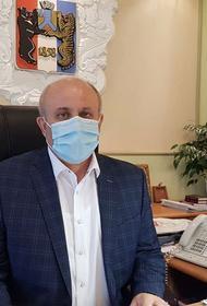 Мэр Хабаровска сообщил о самоизоляции из-за заражения коронавирусном членов его семьи