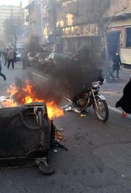 «Бревно в глазу». Иран призывает США остановить жестокость полиции, но при этом в самом Иране это норма