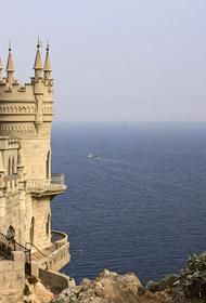 Политолог рассказал, что питьевой воды в Крыму хватит на всех туристов