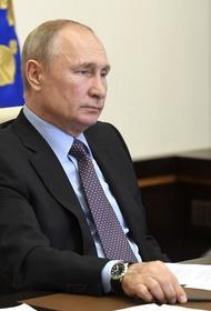 Путин назвал блестящей идею посадить в России 27 миллионов деревьев