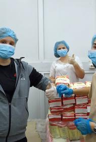 Путин распорядился выделить более 1 млрд рублей на СИЗ для волонтеров