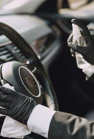 Элитный автомобиль Aston Martin ночью попал в ДТП в центре Москвы