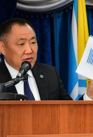 Глава Тувы объявил о введении на две недели  с 8 по 21 июля карантина в республике