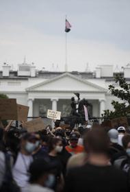 Трамп: в Вашингтоне протестуют меньше граждан, чем ожидалось