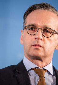 Глава МИД Германии назвал Китай будущей супердержавой