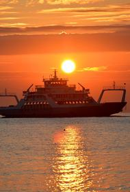Вспышка коронавируса зарегистрирована на судне в Керчи