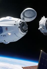 «Роскосмос» дал внятный ответ на вопрос, есть ли российские детали в Crew Dragon Илона Маска