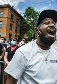 «Долой рабство и дискриминацию». Афроамериканцы требуют справедливости от властей США и расплаты за многовековое рабство