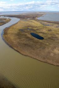 Эколог оценил работы по очищению реки в Норильске от дизтоплива