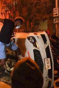 За беспорядками в американских городах стоят спецслужбы США