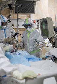 Собянин: Московские врачи спасли десятки тысяч людей с коронавирусом