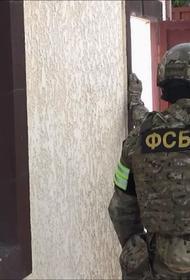 Видео задержания пяти человек, готовивших теракт в Крыму, распространила ФСБ