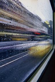 На юге Москвы произошел инцидент, трамвай сошел с рельсов