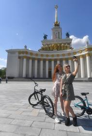 В Москве сегодня ожидаются грозы и жара до 30 градусов