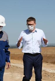В Челябинске продолжается рекультивация свалки