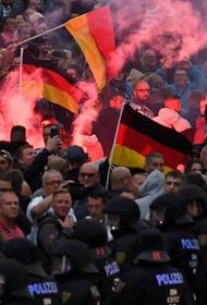 Не только в США. Протесты против расизма и полицейского насилия захлестнули Германию