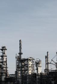 В Белоруссии НПЗ получили первую американскую нефть