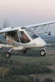 Под Рязанью при крушении самолёта погиб пилот