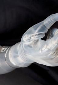 Российские учёные разработали бионический протез руки