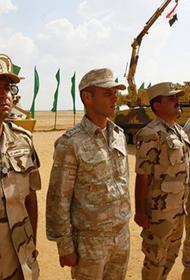 Небо Египта обороняют российские комплексы ПВО