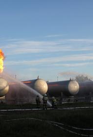 Ростехнадзор штрафует, суд наказание отменяет. В результате – взрыв, гибель человека и горящая цистерна на станции «Газпрома»