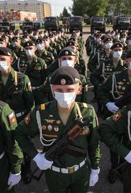 10 крупных российских городов уже отказались от проведения 24 июня парада Победы из-за коронавируса