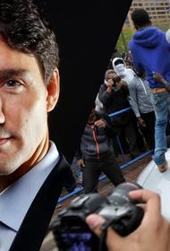 Канадский премьер-министр поддержал протесты афроамериканцев в США