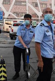 На юге Пекина ввели «режим военного времени» из-за коронавируса