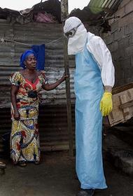 Африканская нищета помогает коронавирусу