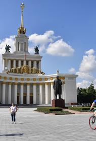 На этой неделе в Москву придет «июльская жара»