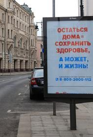 ВЦИОМ: Более 80% россиян старались соблюдать режим самоизоляции