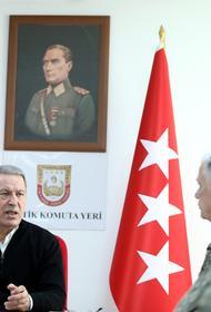 Турция нанесла бомбовый удар по северу Ирака
