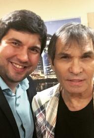 Сын Алибасова боится за его психическое здоровье