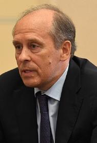 Бортников рассказал Путину о работе Национального антитеррористического комитета