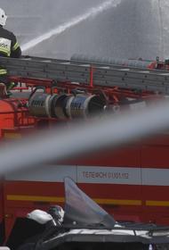 Два человека погибли при пожаре в частном доме в Волгограде