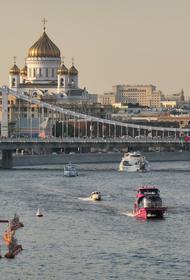 Температура воздуха в Москве в среду побила рекорд 1892 года